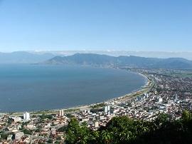 Caraguatatuba panorama 270